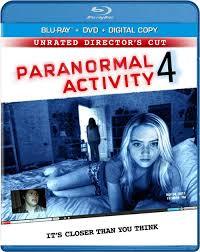Actividad Paranormal 4 [BD25]