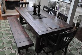 Dining Room Tables On Sale by The Clayton Dining Table Atlanta Georgia Rustic Trades Furniture