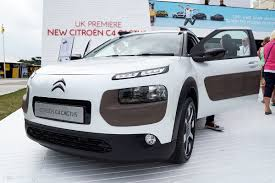 citroen cars citroen c4 cactus in pictures the car with air cushions for