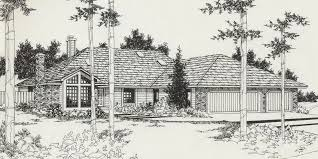 Ranch Style House Plans With Basement by Ranch House Plans American House Design Ranch Style Home Plans