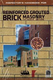 inspector u0027s handbook for reinforced grouted brick masonry 15th ed