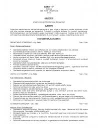 Cosmetologist Resume Objective Shipping And Receiving Resume Skills Resume For Your Job Application