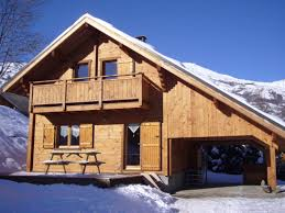 snug ski chalet in the french alps small house bliss