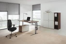 Contemporary Office Desk by Home Design Ideas Unique Modern Wood 4 Doors Filing Cabinet