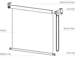 ready made window blinds roller blind kit roller shade parts roller blind roller blind