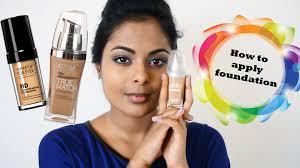how to apply foundation tan indian skin um dark brown skin you