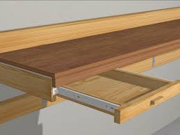 How To Build A Small Shed Step By Step by How To Build A Garage Work Bench With Pictures Wikihow