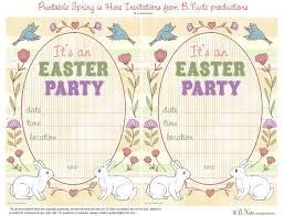 Free E Card Invitations Lovely Printable Easter Invitation E Card Design Inspiration For