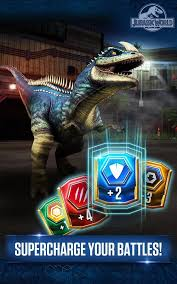 Jurassic World     The Game  screenshot