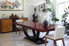 Omni Dining Table By Century Furniture A Plastic Surgeons Table - Century dining room tables