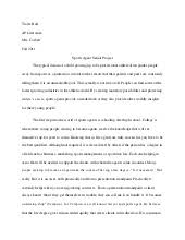 th Grade Science Fair Project Research Paper Example   project      Science Buddies  Sample Science Fair Research Paper  Science fair project paper