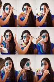 The 15 Best Sugar Skull Makeup Looks For Halloween Halloween by Best 20 Skull Makeup Tutorial Ideas On Pinterest Sugar Skull