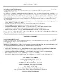 Resume Retail Template Fleet Maintenance Manager Sample Resume Office Inventory Printable