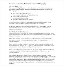 Turabian Style Annotated Bibliography Example    xyz Annotated Apa More Information