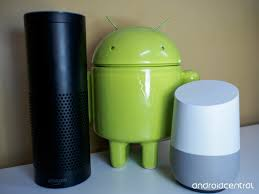 amazon echo vs google home everything you need to know android