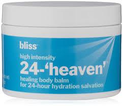 Top     Best Gifts for Your Girlfriend  Best Gift Ideas   Heavy com Heavy com     bliss High Intensity    Heaven Healing Body Balm