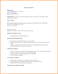 Best Resume Title by Best Resume Title For Freshers Free Resume Example And Writing