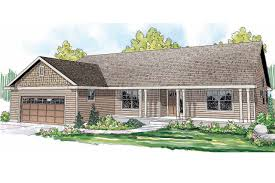 Ranch Style House Plans by Ranch House Plans Fern View 30 766 Associated Designs