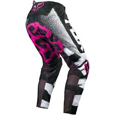 black motocross jersey all new fox racing 2015 girls youth 180 pants black pink wide