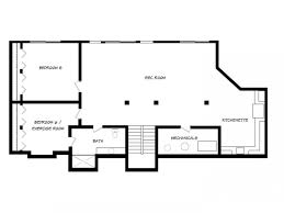 Housedesigners Beautiful Home Floor Plans With Basements New Home Plans Design