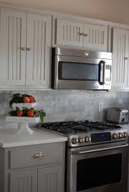 kitchen design of stainless steel backsplash ideas stainless