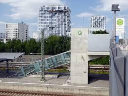 Munich Hirschgarten station