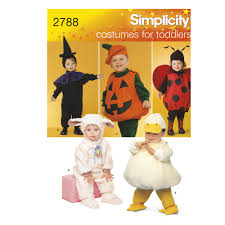 pattern witch costume pattern for toddler costumes simplicity