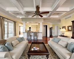 Dining Room Ceiling Fan by Remote Control Big Wind Fan Lights Ceiling Living Room Modern