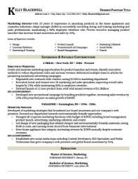 Best Executive Resume Format by Executive Resume Templates Career Level Life Situation Templates