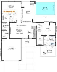 beach house open floor plan exceptional luxury plans modern tile