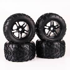 bigfoot summit monster truck rubber 4x monster truck bigfoot tires wheel rim for rc 1 8 traxxas