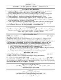 New Graduate Nursing Resume  nursing resume  resume and nursing on