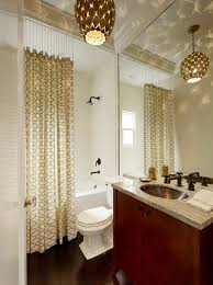 trendy shower curtains for your bathrooms