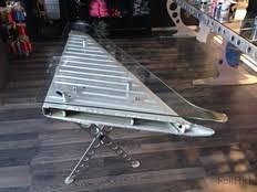 art furniture aircraft wing desk v2
