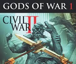 Gods Of War by Civil War Ii Gods Of War 2016 1 Comics Marvel Com