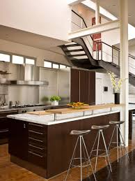kitchen peninsula with stove in stools oven eiforces