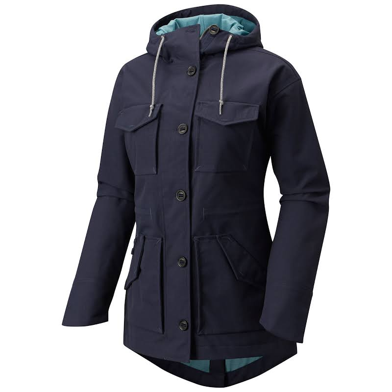 Mountain Hardwear Overlook Shell Jacket Dark Zinc XS 1765101406-XS