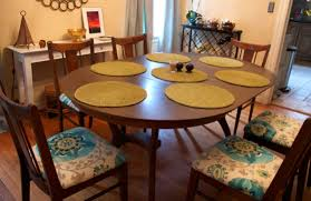 dining room chair seat covers dining room cushions home design