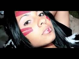 Indian Halloween Makeup Freshthechief Native Lovin Alive Native Hip Hop Savage Rap Youtube