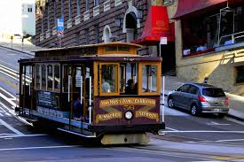 San Francisco Cable Car Map by The Cable Car History Of San Francisco San Francisco To Do
