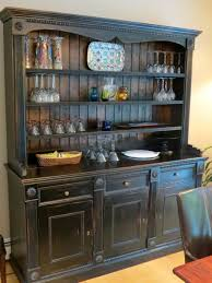china cabinet rustic china cabinets and buffets with glass doors
