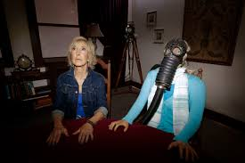 work at halloween horror nights jason blum and john murdy talk insidious maze at universal studios