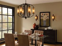 simple dining room lighting long wooden dining table luxurious