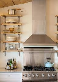 Kitchen Shelving 25 Kitchen Shelves Designs Decorating Ideas Design Trends