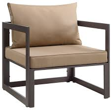 fortuna outdoor patio armchair contemporary outdoor lounge