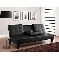 Kebo Futon Sofa Bed Multiple Colors by Julia Cupholder Convertible Futon Multiple Colors Room