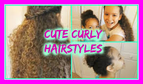 haircuts for really curly hair cute hairstyles for curly hair youtube