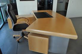 Decorating Ideas For Home Office by Home Office Furniture Desk Design Space Cabinetry Work