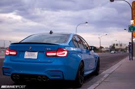 Bmw M3 Baby Blue - el primero
