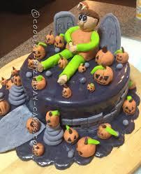 halloween dirt cake graveyard coolest homemade graveyard cakes